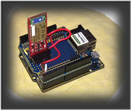 Arduino Bluetooth Keypad Utilities: Bluetooth Echo Sketch | David Jones