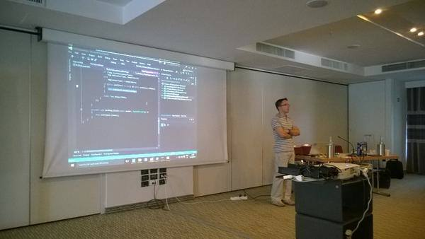 Mobile Camp 2015 : telemetry from Windows 10 IoT Core on Raspberry Pi 2 to Event Hubs